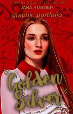 Golden silver ~ A Graphics Portfolio |OPEN| by velvetwhistles-