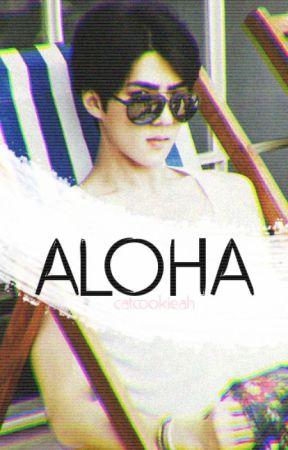 Aloha // sekai by catcookieah
