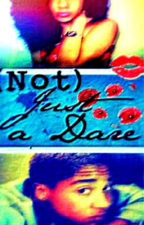 (Not) Just a Dare - An MB FanFic [NEEDS EDITING] by thatgirljv