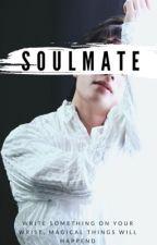soulmate • taehyung x jennie √ by blinktashy