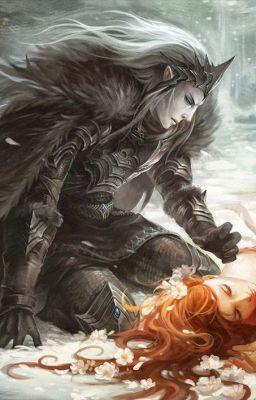 female demon x male reader