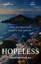 √ Hopeless | Lee Donghyuck by Jaehyun_