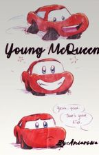 YOUNG MCQUEEN- AUTA (CARS) by Aniarowa