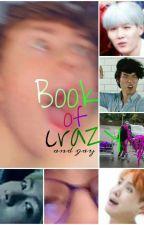 Book of crazy by LivinginagraveofKpop