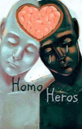 Homo Heros by jorg93