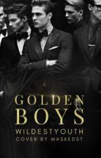 golden boys. by wildestyouth