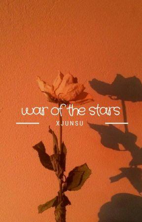 war of the stars « vkook by xjunsu