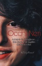 Occhi Neri ||Finn Wolfhard|| by MrsBoock