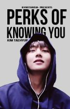 Perks Of Knowing You; kth | ✔ by bxngtanism-