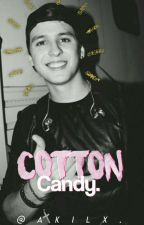 »Cotton Candy.« //Chriserick. by -DivaAkilx-