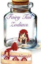 Fairy Tail Zodiacs by FAIRYTAILOVERXX