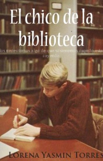 El chico de la biblioteca