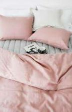 Pink sheets and pretty pillows by icantdoanything