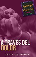 A TRAVÉS DEL DOLOR. by lucylanda