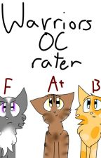 Warriors Oc rater (Closed) by _Purity_