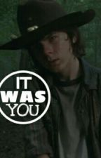 It was you (The Walking dead story) by Inf_Hipster