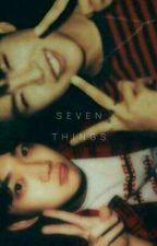 Seven Things ⋆ jinseob by yanjuwun