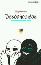 Desconocido //NightCross// by KuroNeko2412
