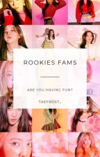 Rookies Fams by taefrost_