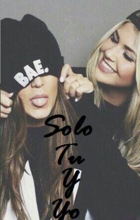 Solo tu y yo by Flower_Pop_2017