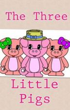 True story of the three little pigs by ryleyisawesome