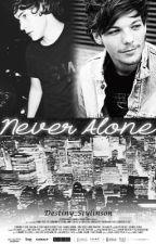 Never Alone. {Larry Stylinson} [Hot Rapefic] by minutesinthesky