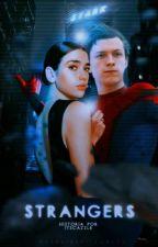 Strangers → Peter Parker by ItsCazzle