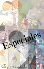 ESPECIALES by rosabelo
