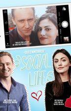 SOCIAL LIFE ✧ TOM HIDDLESTON by -queenmonroe