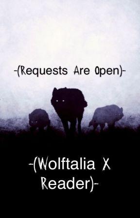 {Wolftalia X reader} by Demon_Lost_Soul