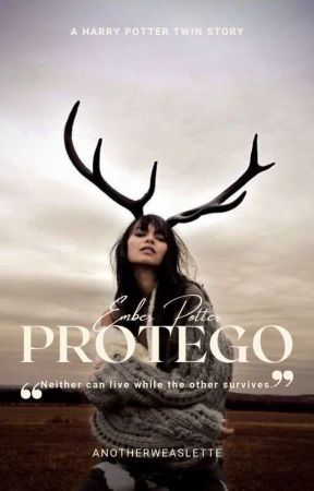 Protego → H.POTTER TWIN  by _MrsFredWeasley