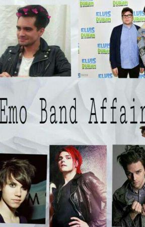 Emo Band Affair by OddDisco
