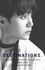 destinations   soulmates!au by hellowigdrop
