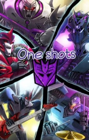 Transformers One Shots// ON HOLD - Megatron x Depressed Reader
