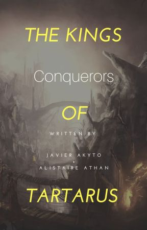 The Conquerors - The Kings of Tartarus [Percy Jackson Fanfic