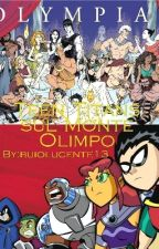 Teen Titans sul Monte Olimpo by buiolucente13