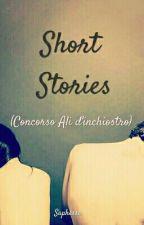 Ali d'inchiostro ( Short Stories) by Saphesse