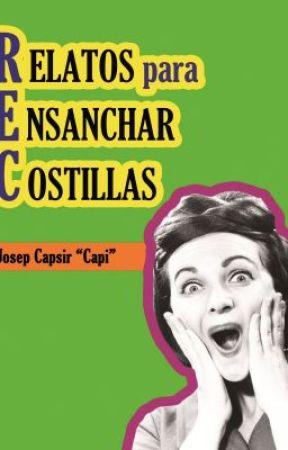 REC - Relatos para ensanchar costillas by JosepCapsir