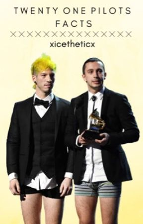 Twenty One Pilots Facts by xicetheticx
