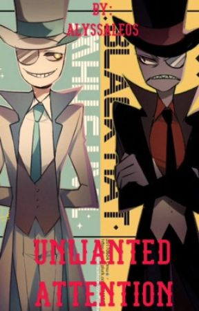 Unwanted Attention ( A Heroic X Reader X Villainous Fanfic) (DISCONTINUED) by MasterOfNotUpdating