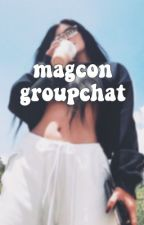 Magcon groupchat - rewritten by lowkeywilkinson