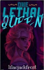 One Lethal Queen // JackxElsa by LilacJackFrost