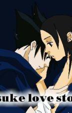 shikamaru's sister (sasuke loves) by shikamarulover4