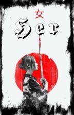 Hakuōki: her  by hime-sxma