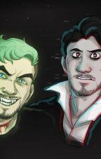 Demon Dads (DarkiplierXAntisepticeyeXIdkAnymore,Someone) by thisismyspoon