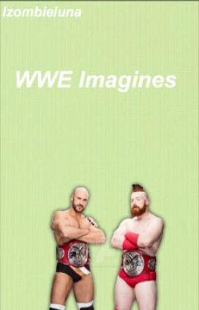 WWE Imagines by izombieluna