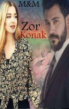 Zor Konak (TÖRE) by maviandmoryazarlar