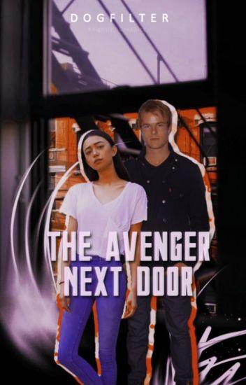 the avenger next door (clint barton) [ REWRITING ] - kayla