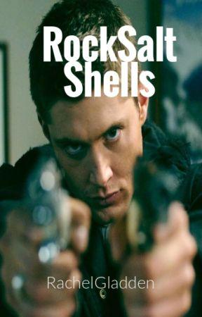 Rocksalt Shells Dean X Demon Reader(ON HOLD) by RachelGladden