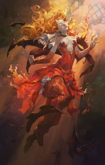 Vampire Fire - Diana (Foxy) Volturi - Wattpad